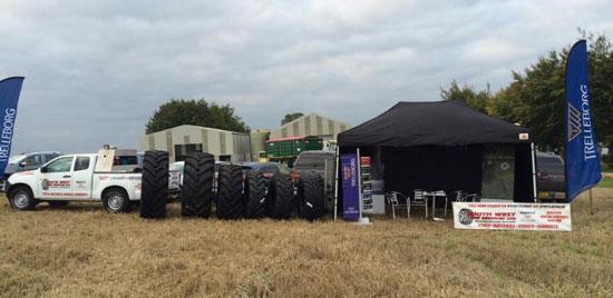 Southwest Tyres Trelleborg Demo Day
