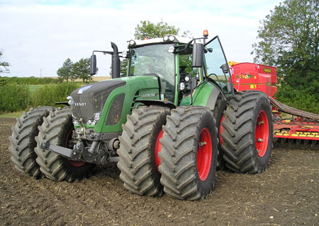 Southwest Tyres Tractor